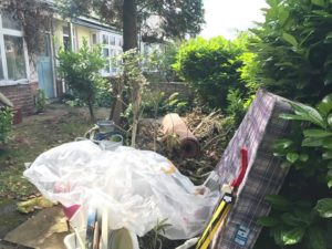 Hoarding Hosue Clearance in Wylde Green - Postcode: B72