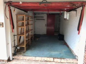 Garage Clearance Case Study in Solihull